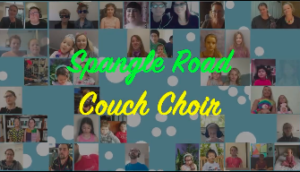 Spangled Road Couch Choir